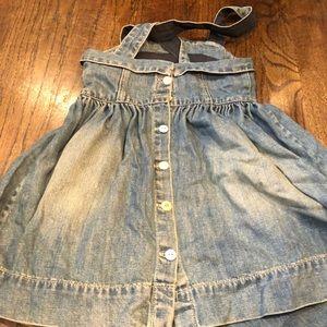 Ralph Lauren denim dress size 5 ⭐️